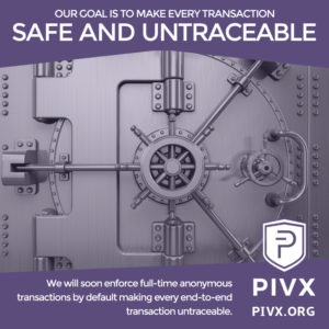 Private Instant Verified Transaction by DASH fork PIVX